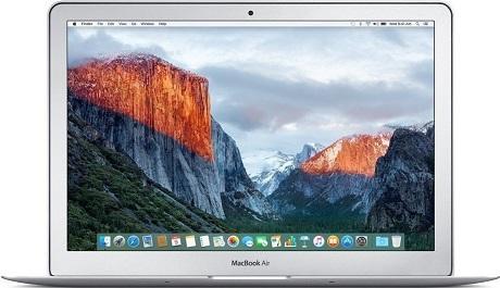 notebook Apple MacBook Air MMGF2SLA
