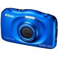 kompaktný digitálny fotoaparát Nikon Coolpix W100