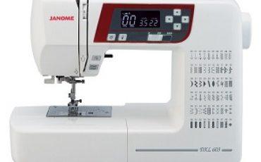 test šijacích strojov