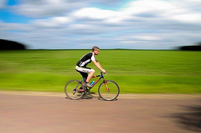 test cestnych bicyklov