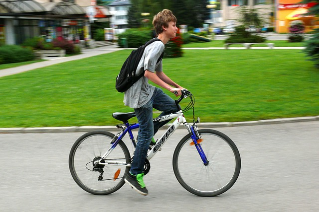 test detskych bicyklov