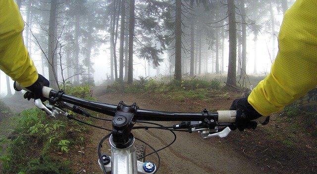 test horskych bicyklov